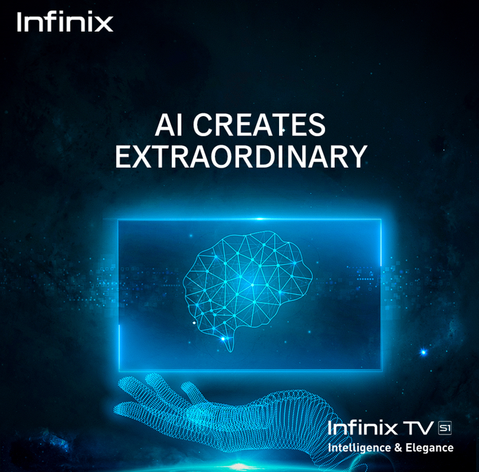 Infinix Mobility launches elegantly designed Smart TV S1 into the Nigerian Market - Brand Spur
