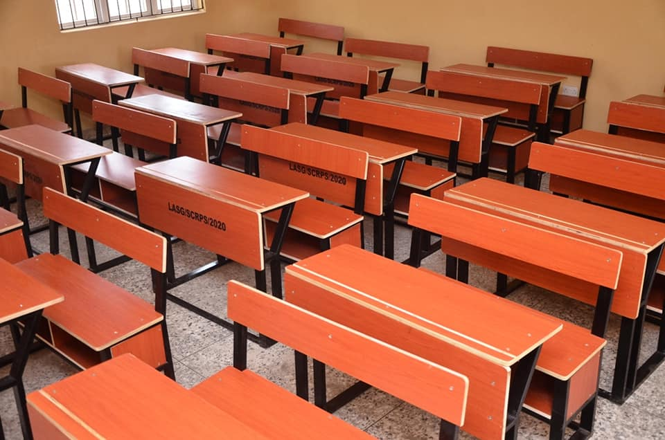LASG Renews Pledge to Fix Defective Structures in Public Schools, Directs Contractors To Move Back To Sites - Brand Spur