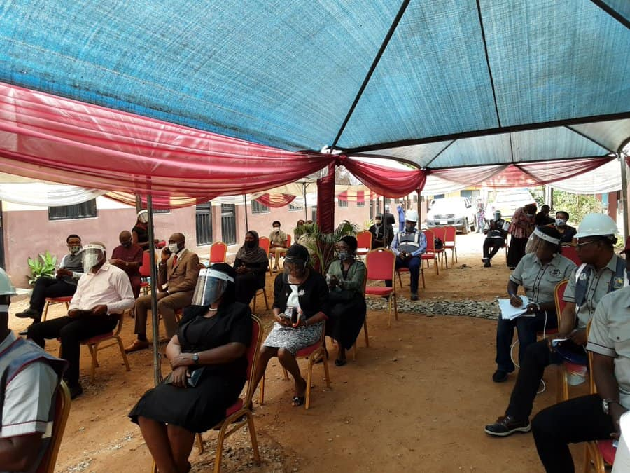 Lagos Begins Non-Destructive Integrity Test on Public-Schools Infrastructure - Brand Spur
