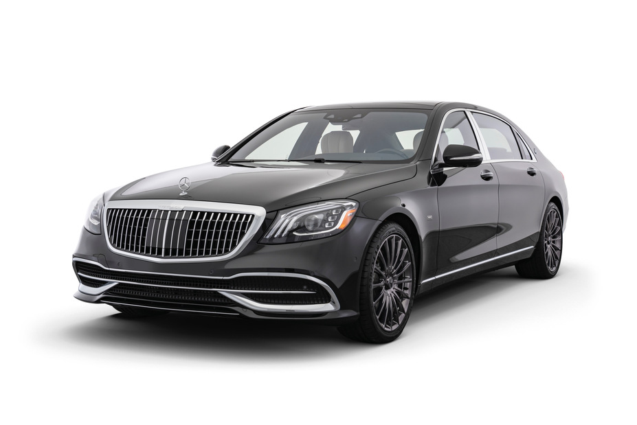 Mercedes-Benz USA Announces Highly Exclusive New Mercedes-Maybach S 650 Night Edition - Brand Spur
