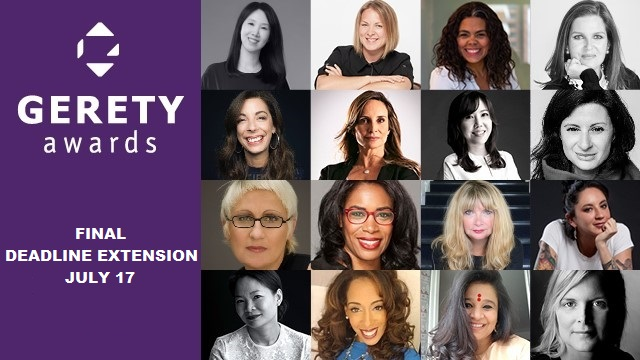 Gerety Awards: Final Deadline Fast Approaches, Need for Equality as Strong as Ever - Brand Spur