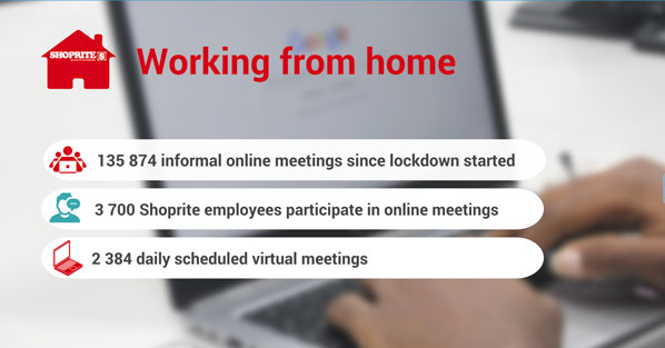 New ways of working: what Covid-19 work from home policies have meant for large corporates such as Shoprite - Brand Spur