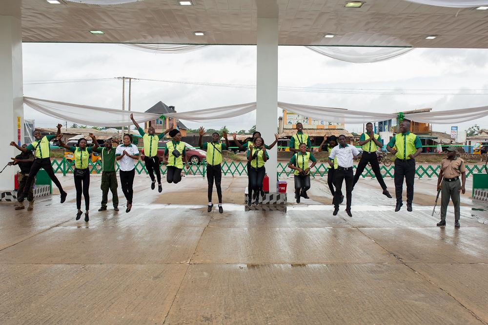 Olivia Energy & Power Limited Unveils Ultra-Modern Fuel Service Station at Sango Ota (Photos) - Brand Spur
