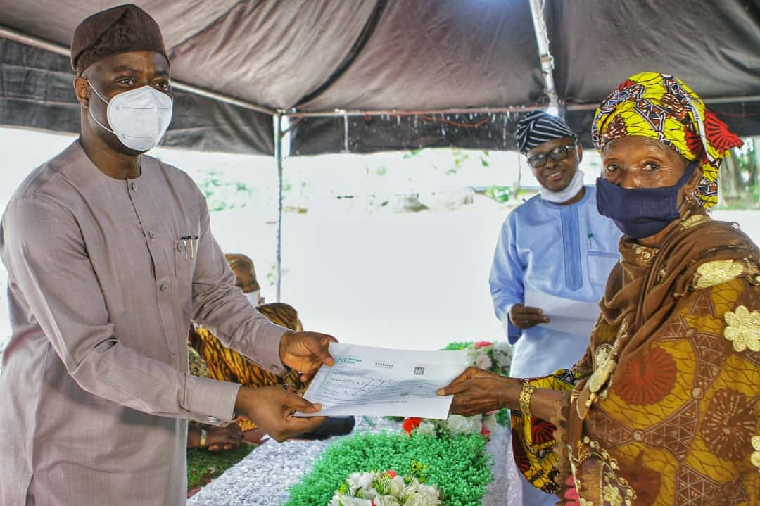 Oyo State Government Pays N180m Gratuity To 2013 Retirees
