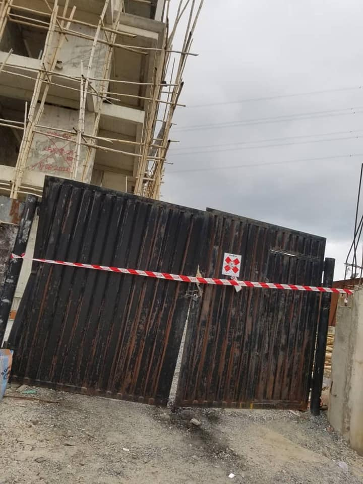 Planning Permit: Lagos State Government Seals 19 More Buildings in Banana Island (Photos) - Brand Spur