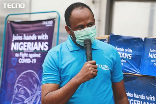 TECNO Foundation Supports COVID-19 frontline health workers, Donates Medical Supplies To NCDC (Photos) - Brand Spur