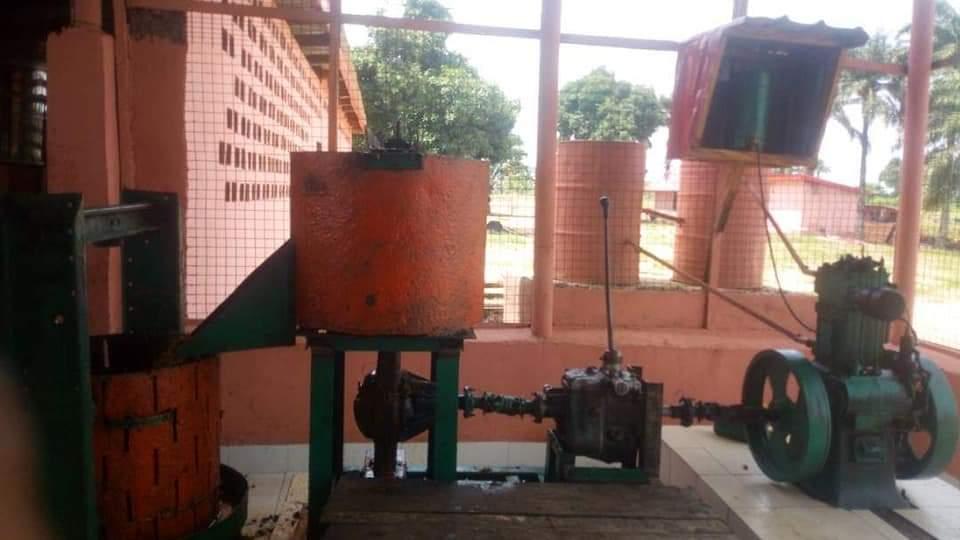 Taraba Oil Mill Comes Alive - Brand Spur