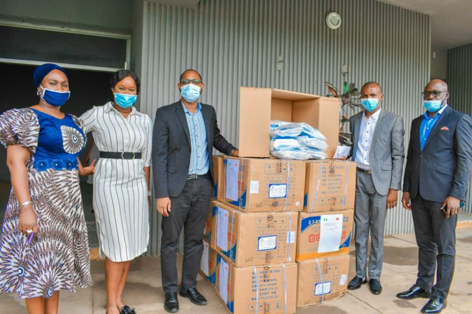 Xiaomi Donates First Batch of Surgical Masks to Ogun State (Photos) - Brand Spur