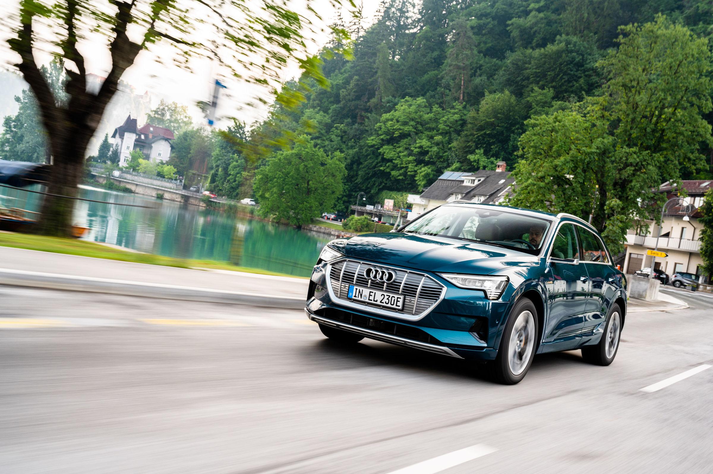 Audi e-tron Is World Market Leader in Its Segment - Brand Spur