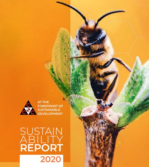 CCC Releases 2020 Sustainability Report - Brand Spur