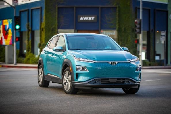 Hyundai KONA Electric Hits 100,000 Global Sales Milestone - Brand Spur