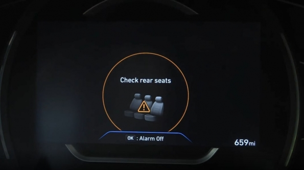 Hyundai Wants To Make Sure Drivers Check the Back Seat - Brand Spur