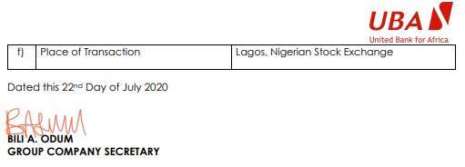Insider Dealing: Tony Elumelu Buys Additional 2,199,373 UBA Shares - Brand Spur