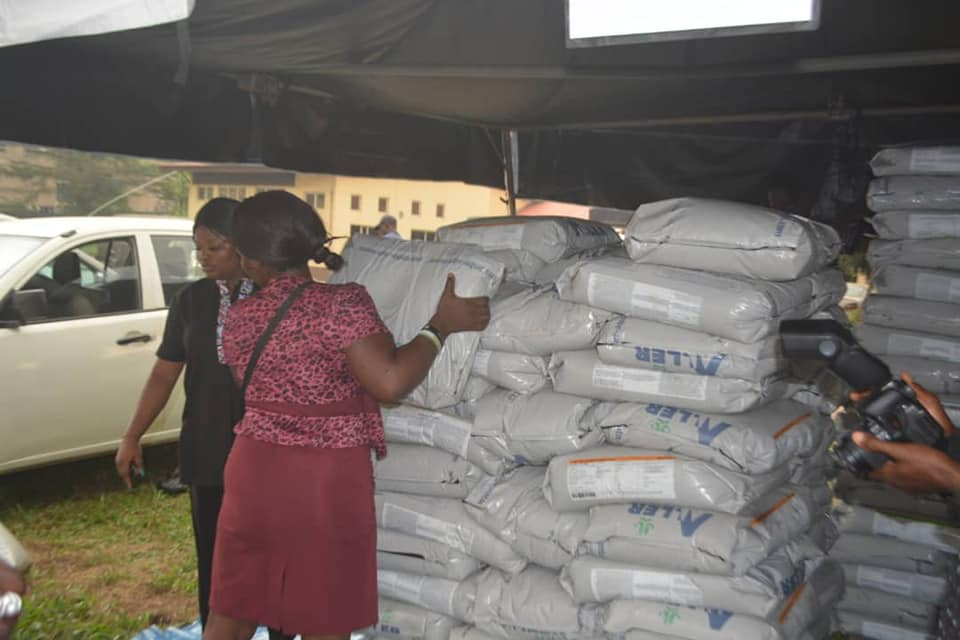 Lagos to Empower 2,743 Farmers in Its Agriculture Program (Photos) - Brand Spur
