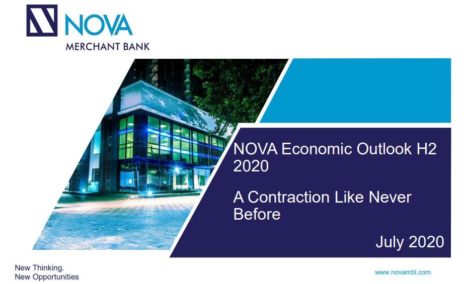 NOVA Merchant Bank Economic Outlook H2 2020 - A Contraction Like Never Before - Brand Spur