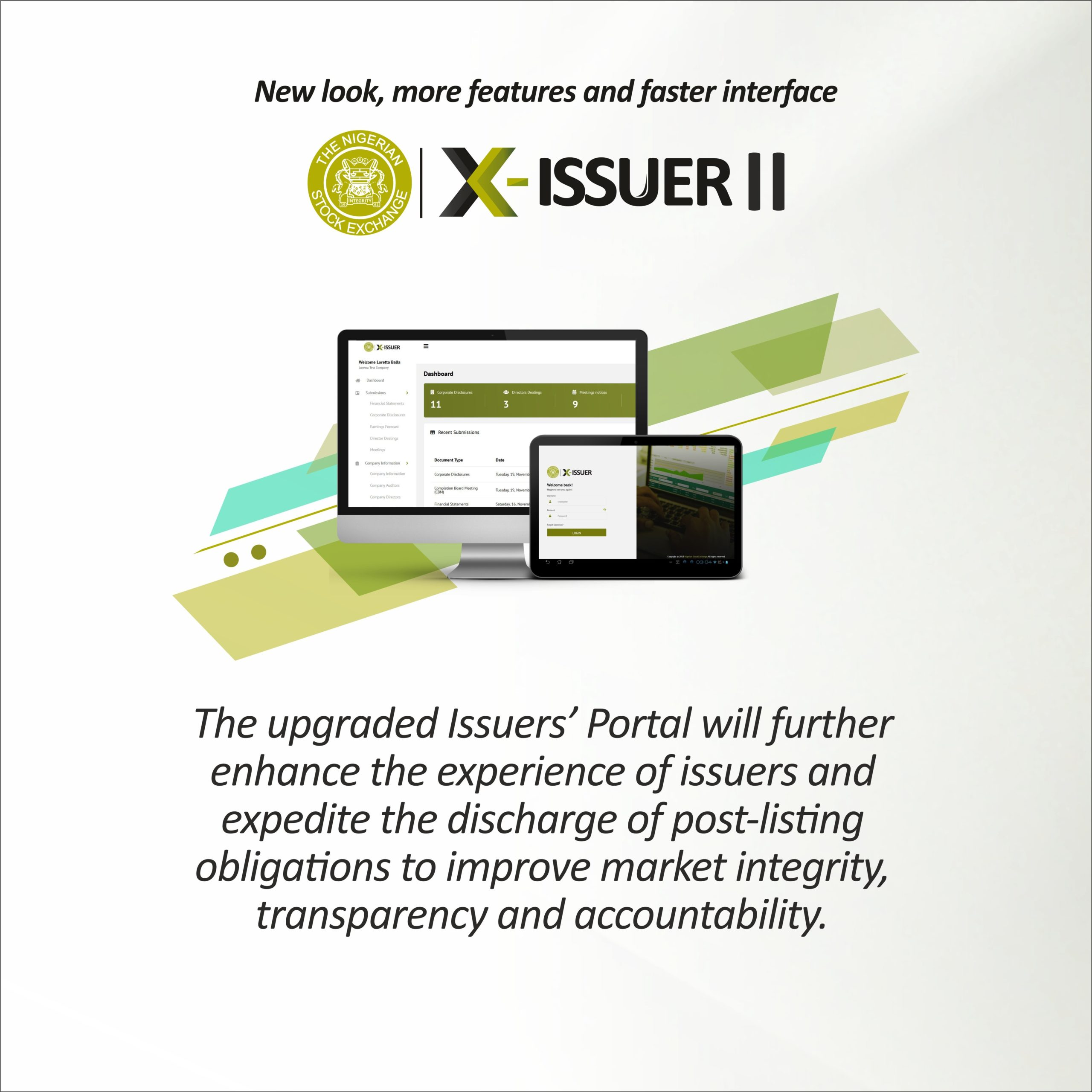 NSE Upgrades​ X-Issuer to Further Enhance Market Integrity - Brand Spur