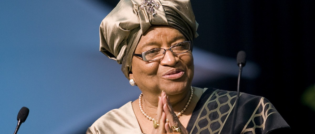 Nobel Laureate Ellen Johnson Sirleaf to give keynote address at Hogan Lovells 7th Africa Forum - Brand Spur