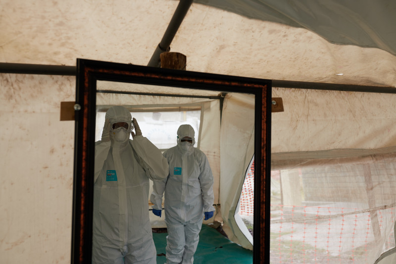 Over 10,000 health workers in Africa infected with COVID-19, says WHO - Brand Spur