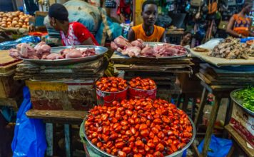 Nigeria's inflation rate rises to 12.82% in July, as food prices surge
