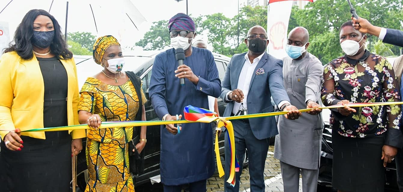 "Sanwo-Olu: ""Security Remains our Priority"" as NNPC, SNEPCO Donate 16 Vehicles to LSSTF (Photos) - Brand Spur"