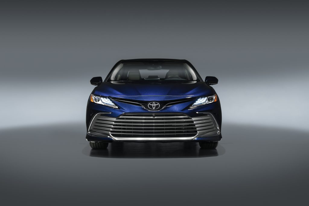 The 2021 Toyota Camry - BRANDSPUR