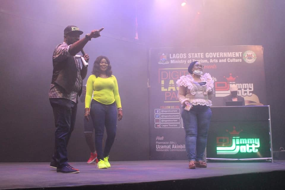 Tourism Ministry holds Maiden Edition of Digital Lagos Party (Photos) - Brand Spur