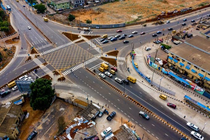 Traffic 'll now Improve around Allen Avenue, Maryland, Ikotun Axes - Sanwo-Olu (Photos) - Brand Spur