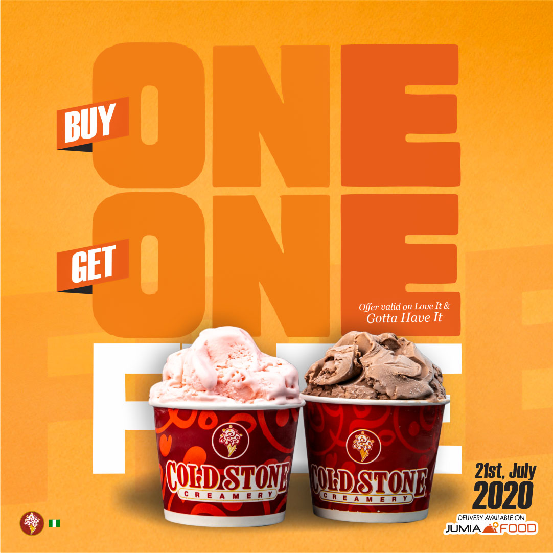 We Are Celebrating Friendships This Month of July With Dominos Pizza, Cold Stone Creamery And Pinkberry Frozen Yoghurt - Brand Spur