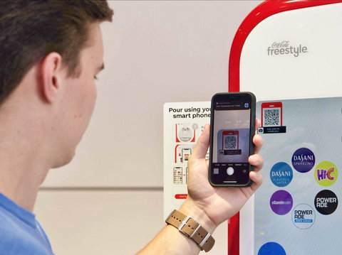 Coca-Cola reveals a touch-free Freestyle machine - Brand Spur