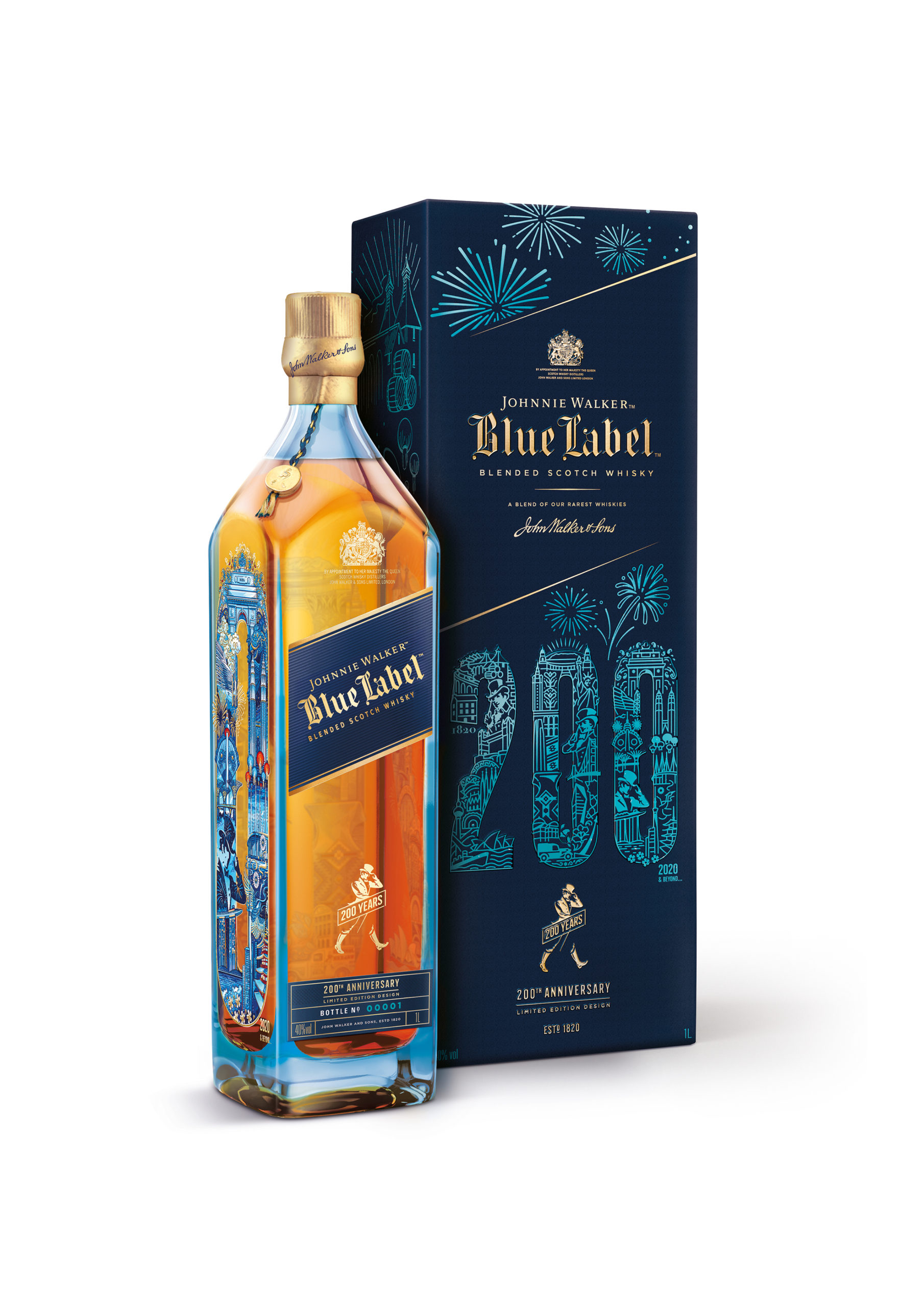 Johnnie Walker celebrates 200th anniversary with four exclusive releases (Photos) - Brand Spur