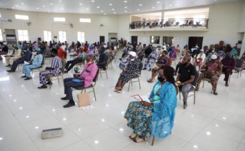 S'e ti gbo: Ekiti State Engages Informal Sector on Policies and Achievements
