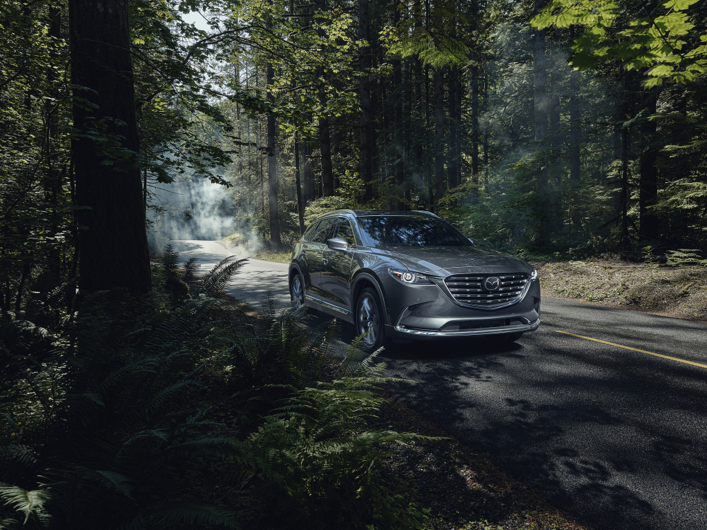 2021 MAZDA CX-9: EXHILARATING ELEGANCE