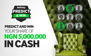 Betway Launches New BBNaija Predict and Win Promo