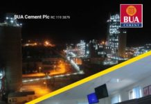 BUA Cement Plc Posts Impressive H1 2020 Results, Revenue Increases by 12.7%