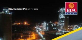 BUA Cement Plc Posts Impressive H1 2020 Results, Revenue Increases by 12.7%