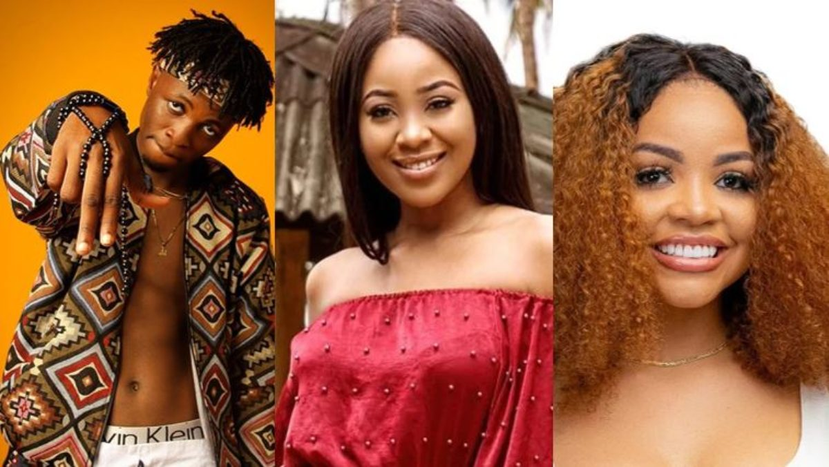 Big Brother Naija: Laycon, Nengi, and Erica dominate Google ...