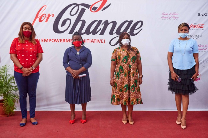 COVID 19: Coca-Cola Empowers 5000 Women for Economic Recovery