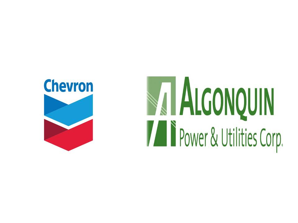 Chevron and Algonquin - BRANDSPUR