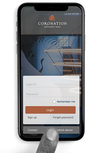 Coronation Merchant Bank launches Mobile Banking App