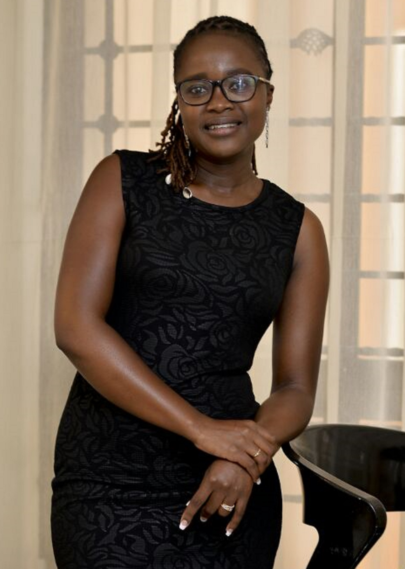Evelyn Kasina, Family IT Consultant and CEO of Eveminet Communication Solutions Limited, Kenya - BRANDSPUR