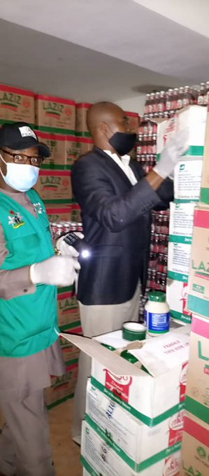 FCCPC Seals Apples And Pears Store For Selling Unwholesome Products (Photos)