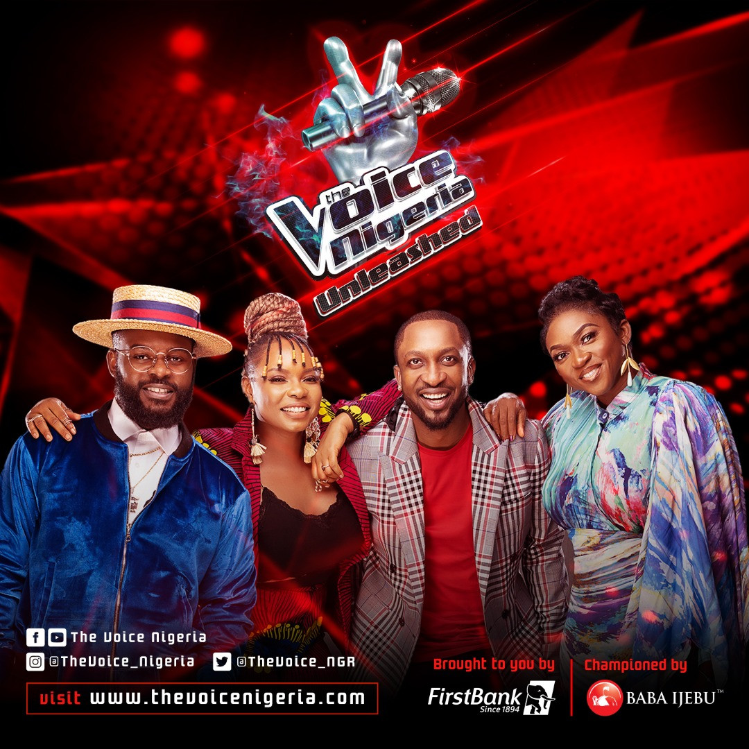 First Bank Leads Sponsorship of the Voice Nigeria, Partners Un1ty Nigeria