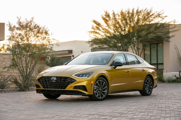 Hyundai Sonata, Santa Fe And Tucson Named Best Cars For Teens Brandspurng