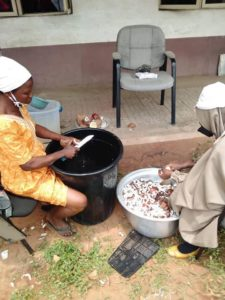 LASCODA trains youths on commercial coconut oil processing (Photos) - Brand Spur