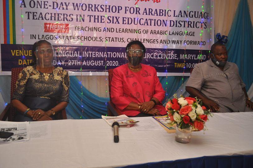 Arabic teaching in public schools
