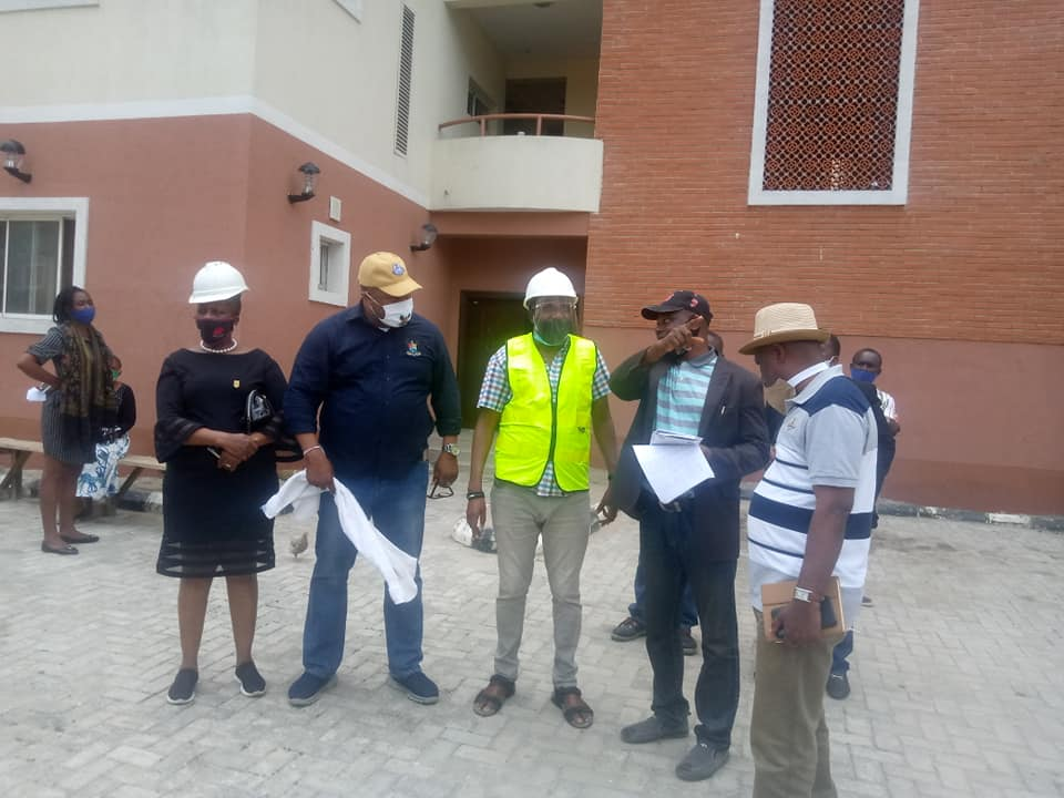 Lagos to Deliver Sangotedo, Lekki Housing Schemes Before End of Year (Photos)
