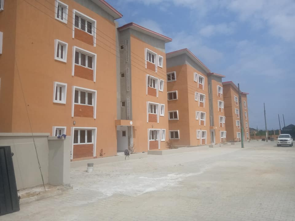 Lagos to Deliver Sangotedo, Lekki Housing Schemes Before End of Year (Photos) - Brand Spur