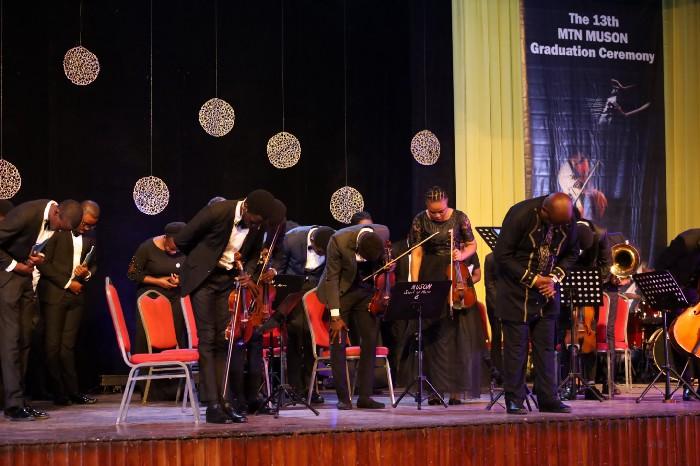 MTN Hosts 13th Edition Of MUSON Graduation Concert (Photos)
