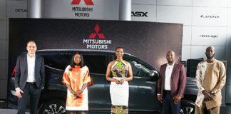 Massilia Motors Unveils Rugged, Smoother, New Mitsubishi Pajero Sport (Photos)