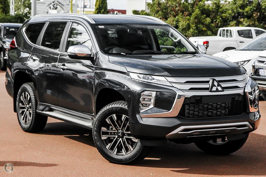 Massilia Motors Unveils Rugged, Smoother, New Mitsubishi Pajero Sport (Photos)
